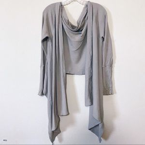 Charlotte Russe High/Low Cardigan